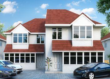 Thumbnail 4 bed semi-detached house for sale in Mollison Drive, Wallington