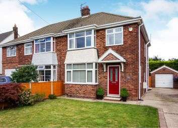 Thumbnail 3 bed semi-detached house for sale in Danesfield Avenue, Waltham