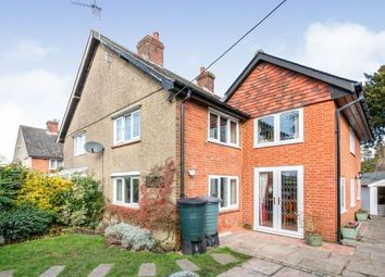 3 bed semi-detached house for sale in Sherborne St John, Basingstoke, Hampshire RG24