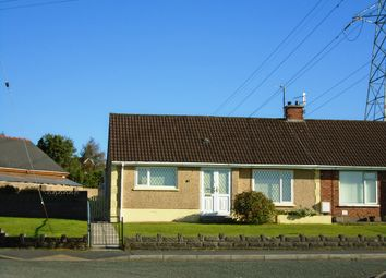 Thumbnail 3 bed semi-detached bungalow for sale in Harddfan, Bryn, Llangennech, Llanelli, Bryn, Llanelli, Carmarthenshire, West Wales