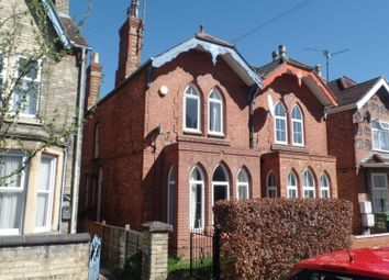 Thumbnail 1 bed semi-detached house for sale in All Saints Road, Peterborough
