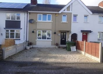 Thumbnail 3 bed property to rent in Howe Crescent, Willenhall