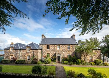 Thumbnail 12 bed detached house for sale in Manor House Hotel, Gallanach Road, Oban, Argyll