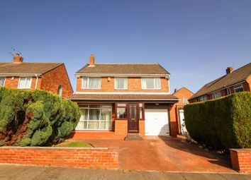 Thumbnail 4 bed detached house for sale in The Briary, Throckley, Newcastle Upon Tyne