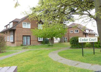 Thumbnail 2 bedroom property for sale in Cedar Court, Bath Lane, Fareham