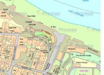 Thumbnail Land for sale in Promenade, Cromer