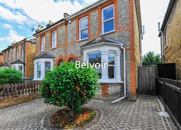 Thumbnail 3 bed semi-detached house to rent in Wyndham Road, Kingston Upon Thames