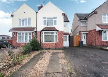 Thumbnail 3 bed semi-detached house to rent in Croft Road, Nuneaton