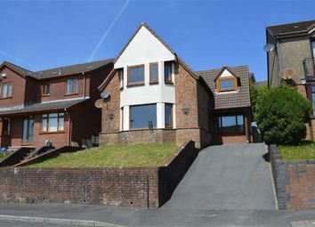 Thumbnail 4 bed detached house for sale in Rural Way, Swansea