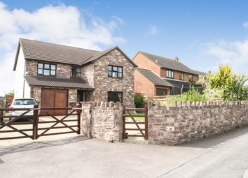 Thumbnail 5 bed detached house for sale in Pine Tree Way, Viney Hill, Lydney
