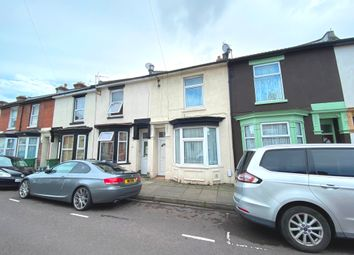 Thumbnail 3 bed terraced house to rent in Telephone Road, Southsea