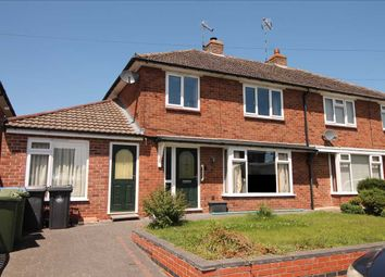 Thumbnail 4 bed semi-detached house for sale in Haselor Close, Alcester, Alcester