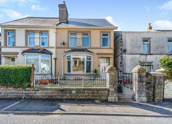 Thumbnail 4 bed semi-detached house for sale in Tydfil Villas, Courtland Terrace, Merthyr Tydfil