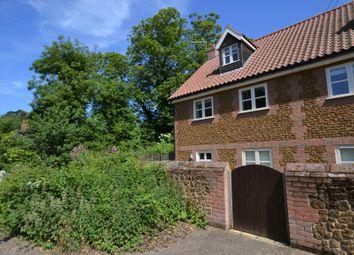 Thumbnail 3 bed semi-detached house for sale in Hunstanton Road, Heacham, King's Lynn