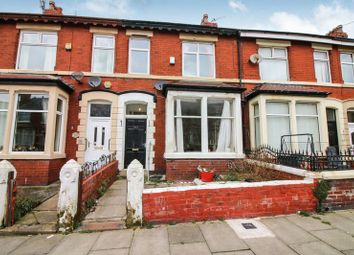 Thumbnail 4 bed terraced house for sale in Westmorland Avenue, Blackpool