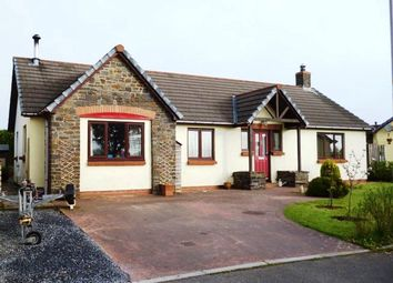 Thumbnail 4 bed detached bungalow for sale in Maes Yr Ysgol, Templeton, Narberth