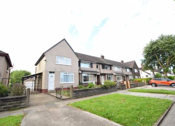 Thumbnail 3 bed end terrace house for sale in Shore Drive, New Ferry, Wirral