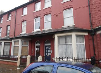 Thumbnail Studio for sale in 8, Balmoral Terrace, Fleetwood, England FY76Hg
