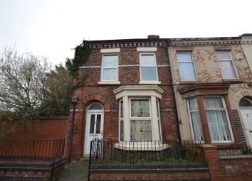 Thumbnail 3 bedroom end terrace house for sale in Lochinvar Street, Liverpool, Merseyside