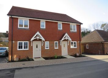 Thumbnail 3 bedroom semi-detached house for sale in Mantell Close, Newick, Lewes
