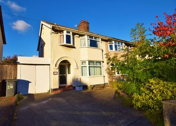 Thumbnail 3 bed semi-detached house for sale in Heath Road, Bebington, Wirral