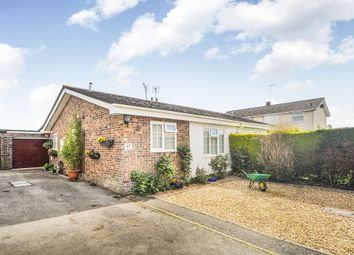 Thumbnail 3 bed semi-detached bungalow for sale in Poynder Place, Hilmarton, Calne
