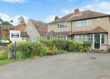 Thumbnail 3 bed semi-detached house for sale in Wexham Street, Buckinghamshire