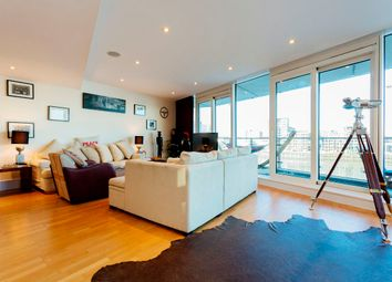 Thumbnail 3 bed flat to rent in Battersea Reach, London