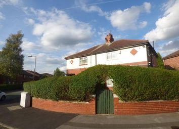 Thumbnail 3 bed semi-detached house for sale in Betley Road, Reddish, Stockport, Cheshire