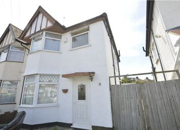 Thumbnail 3 bed semi-detached house for sale in Merlin Crescent, Edgware, Middx