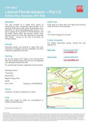 Thumbnail Industrial for sale in Ffordd Amazon, Swansea