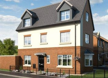 Thumbnail 4 bedroom detached house for sale in Gibfield Park Avenue, Atherton, Manchester, Greater Manchester
