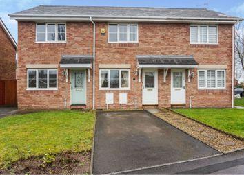 Thumbnail 2 bed terraced house for sale in Llys Eglwys, Bridgend