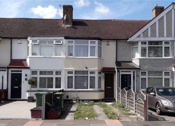 2 bed terraced house to rent in Harcourt Avenue, Blackfen, Kent DA15