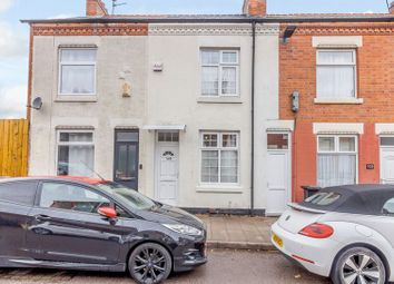 Thumbnail 2 bed terraced house for sale in Bolton Road, Leicester