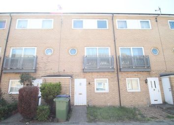Thumbnail 4 bed terraced house for sale in Defence Close, London