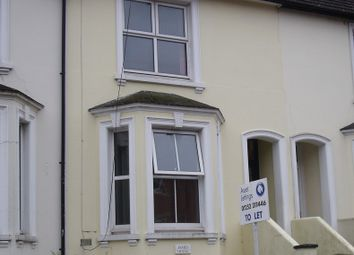 Thumbnail 2 bed maisonette to rent in Queens Road, Aldershot