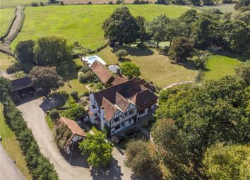Thumbnail 7 bed detached house for sale in Tandridge Lane, Crowhurst, Lingfield, Surrey