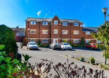 Thumbnail 2 bedroom flat for sale in Bramley Court, Standish, Wigan