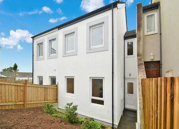 Thumbnail 2 bed terraced house for sale in Ashfield Gardens, Falmouth