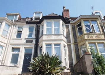 Thumbnail 4 bed terraced house for sale in Stapleton Road, Eastville, Bristol