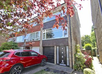 Thumbnail 3 bed town house for sale in Old Farm Road, West Drayton