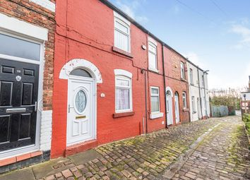 Thumbnail 2 bed terraced house for sale in Bond Street, Prescot, Merseyside
