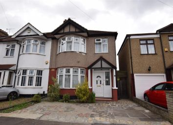 Thumbnail 3 bed end terrace house for sale in Holland Park Avenue, Ilford