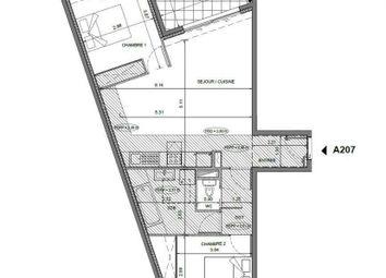 Thumbnail 2 bed apartment for sale in Menton, Provence-Alpes-Cote D'azur, 06500, France