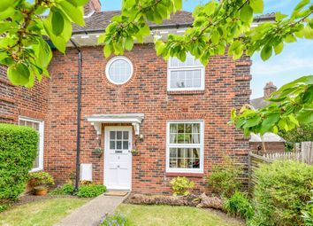 Thumbnail 2 bed semi-detached house for sale in Eastcote, Shortstown, Bedford