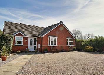 Thumbnail 3 bed bungalow for sale in Darrell Court, Hedon, Hull