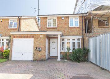 Thumbnail 4 bed terraced house to rent in Marlborough Drive, Weybridge, Surrey