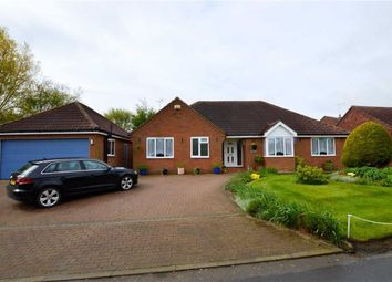 Thumbnail 3 bed detached bungalow for sale in East Lambwath Road, Withernwick, East Yorkshire