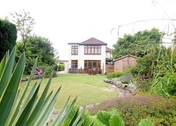 Thumbnail 5 bedroom detached house for sale in Sea View Road, Upton, Poole